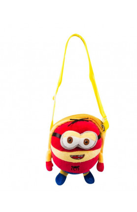 KOREA TOY SLINGBAG (MINION SPIDERMAN)