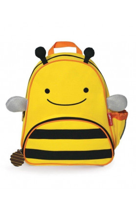 SKIP HOP ZOO LITTLE KID BACKPACK (BEE)