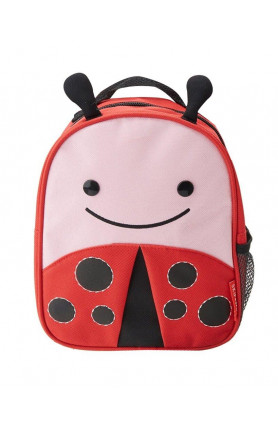 SKIP HOP ZOO LITTLE KID BACKPACK (LADYBIRD)