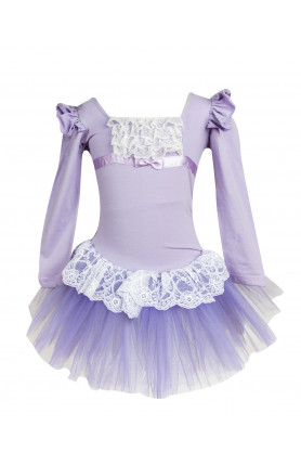 BALLET DRESS (PURPLE)