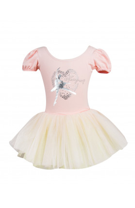 BALLERINA DRESS (PEACH)