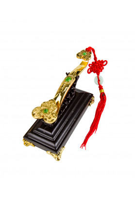 GOLD PLATED RUYI
