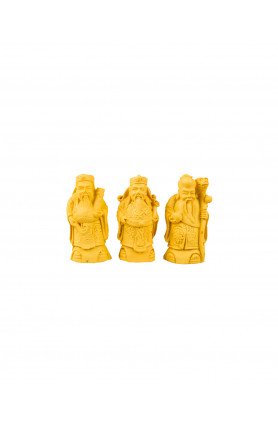 FU LU SHOU (THREE STAR GODS) L STATUES