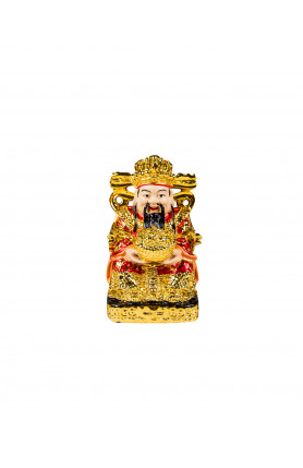 WEALTH GOD STATUE