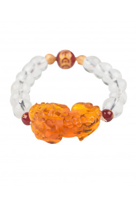 THERMO COLOR PI YAO WITH CLEAR BRACELET