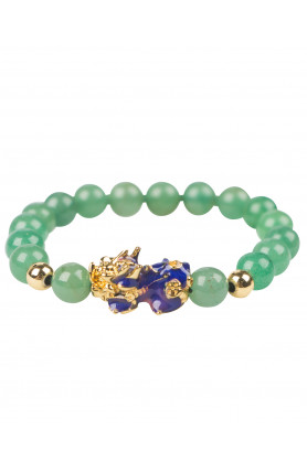 THERMO COLOR PI YAO WITH GREEN BRACELET