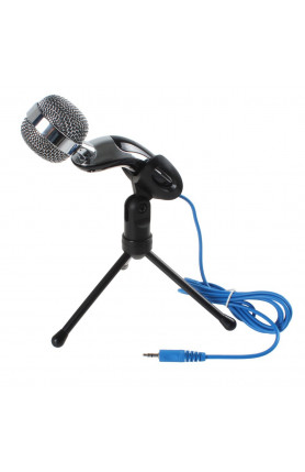 SF-922 AUDIO PROFESSIONAL CONDENSER USB/3.5MM PLUG MICR..