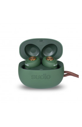 SUDIO TOLV BLUETOOTH EARPHONE GREEN