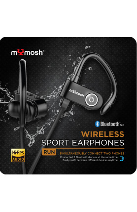 MYMOSH BLUETOOTH SPORT EARPHONE