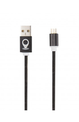 MICRO USB CHARGING CABLE WITH GPS LOCATOR POSITIONING