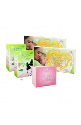 BREASTFEEDING PACKAGE (SUITABLE FOR CONSTITUTION OF ENE..