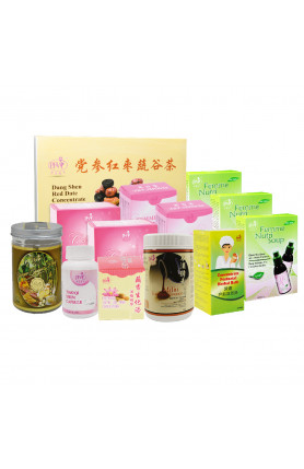 MISCARRIAGE CARE PACKAGE (MID TERM 1) 小月子调理配套(中期 1)素..
