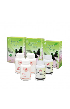 Leucorrhea Soothe Package (1 Month) 舒郁止带配套(1个月)..