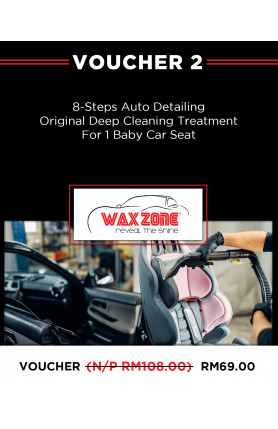 8-STEP AUTO DETAILING ORIGINAL DEEP CLEANING TREATMENT ..