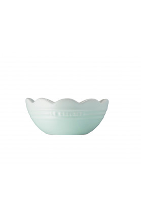 FRILL BOWL 14CM - ICE GREEN