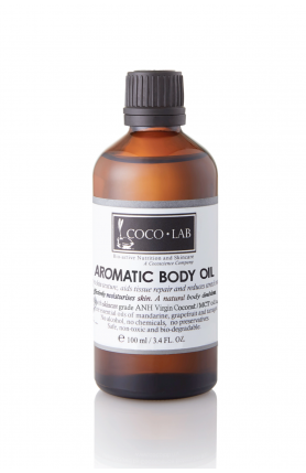 AROMATIC BODY OIL (100ML)