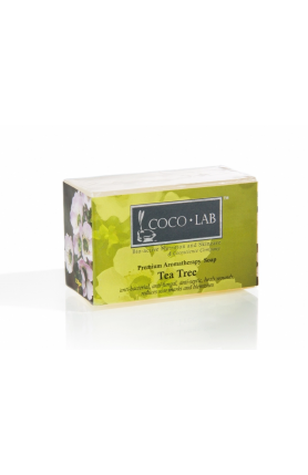 AROMATHERAPY BODY SOAP (TEA TREE) 130GM