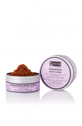 VENDERFIELDS BODY SCRUB 170GM