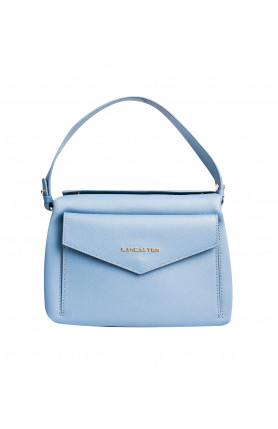 SAFFIANO SIGNATURE SHOULDER BAG
