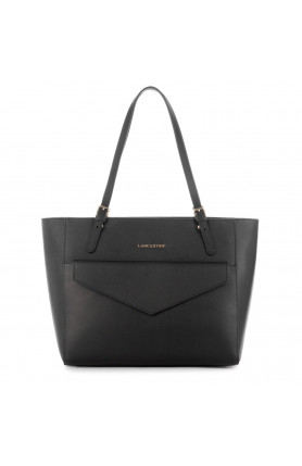 SAFFIANO SIGNATURE ENVELOP TOTE BAG