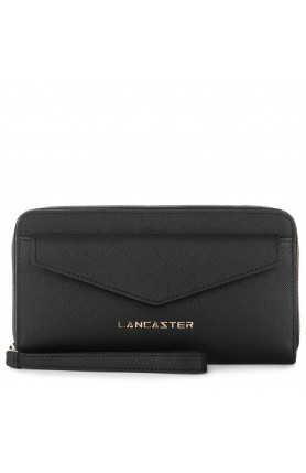 SAFFIANO SIGNATURE ZIP WALLET