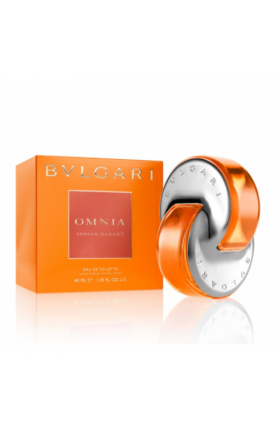 BVLGARI OMNIA INDIAN GARNET EDT 40ML