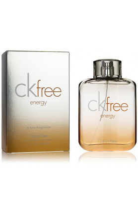 CALVIN KLEIN CK FREE ENERGY EDT 100ML