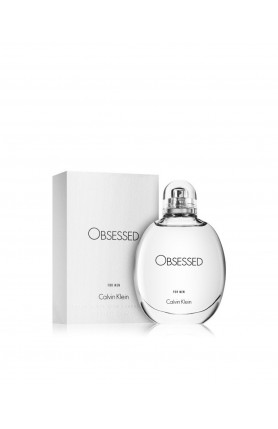 OBSESSED FOR MEN EDT 125ML