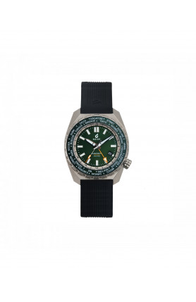 BOLDR - GLOBETROTTER GMT GREEN FB (LIMITED EDITION)