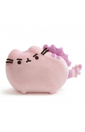 COTTON CANDY PUSHEENOSAURUS PLUSH