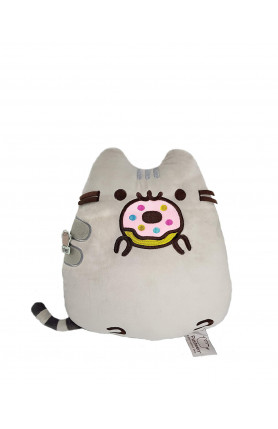 PUSHEEN DONUT CUSHION