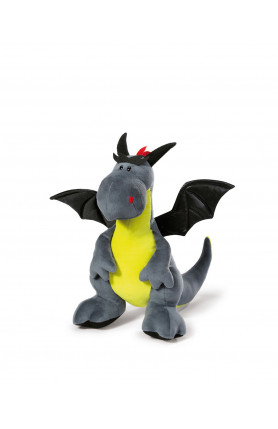ANTHRACITE DRAGON SITTING