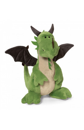 SITTING GREEN DRAGON