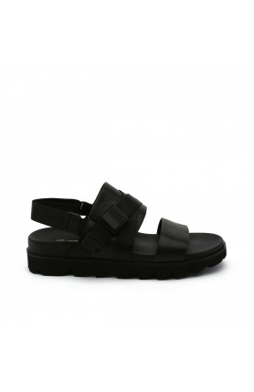 TECH SANDAL MENS BLACK