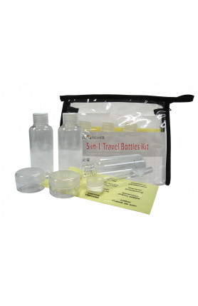 ARNOLD PALMER 5-IN-1 TRAVEL BOTTLES KIT