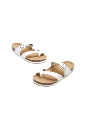 MEN'S TOE RING CRISS CROSS SANDALS