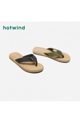 HOTWIND MEN'S CASUAL SLIPPERS