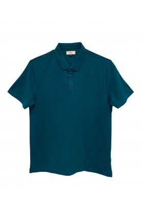 TEAL SHORT SLEEVE MEN'S TEE