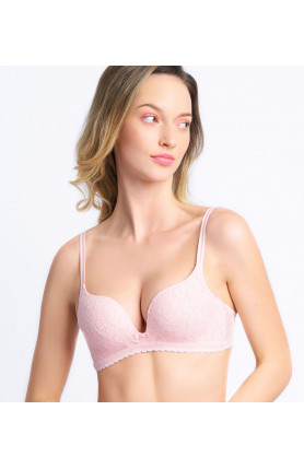 SEXY CUSHION NON WIRED PUSH UP BRA