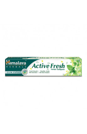 HIMALAYA ACTIVE FRESH TOOTHPASTE 100GM