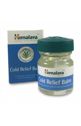 HIMALAYA COLD RELIEF BALM 10GM