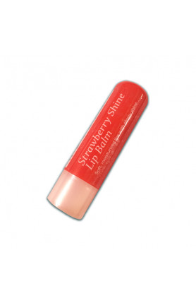 HIMALAYA STRAWBERRY SHINE LIP BALM 4.5GM