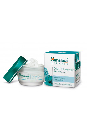 HIMALAYA OIL FREE RADIANCE GEL CREAM 50ml