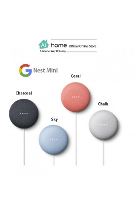 GOOGLE NEST MINI 2ND GENERATION