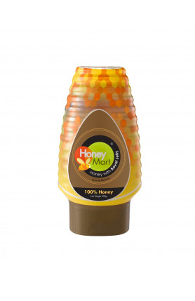 HM Honey with Royal Jelly 500gm