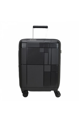 ECHOLAC PP ZIPPER TROLLEY CASE 24 INCH - VARIOUS COLOUR