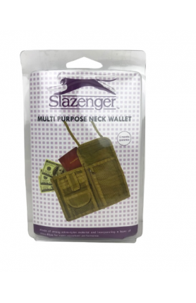 SLAZENGER MULTI PURPOSE NECK WALLET