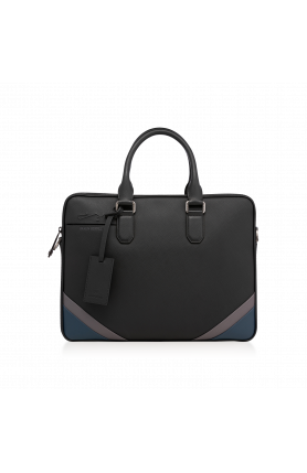 BLACK BIG MONEY BRIEFCASE