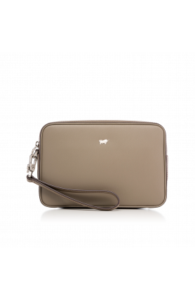DUSTY GREEN HOMME-R MEDIUM CLUTCH