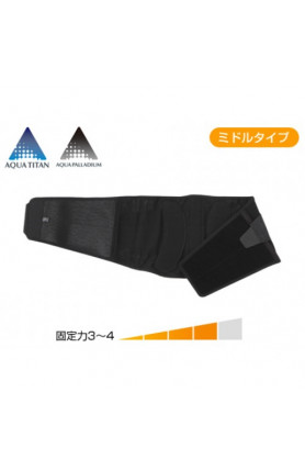 SUPPORTER WAIST MIDDLE TYPE (LUMBAR SUPPORT)